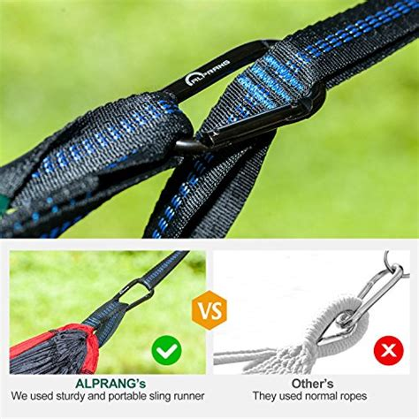 Hammock That Holds 500 Lbs by Cing Hammock Portable Hammock With Tree Straps