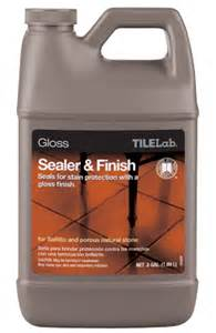 tilelab 174 gloss sealer finish custom building products