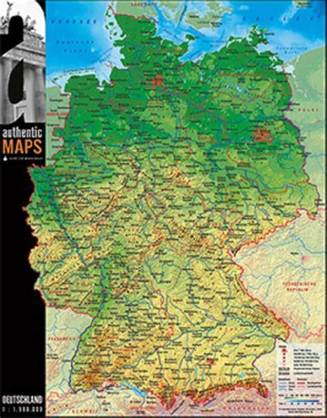 landkarte deutschland    cm karte germany
