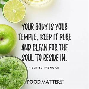 6 quotes we lov... Raw Eating Quotes