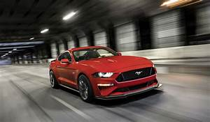 What's Available Under the Hood of the 2019 Ford Mustang Lineup?