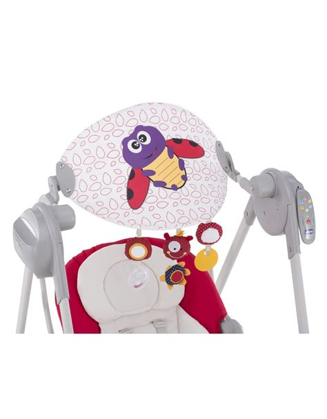 Polly Swing Chicco Prezzo by Altalena Chicco Polly Swing Up Silver