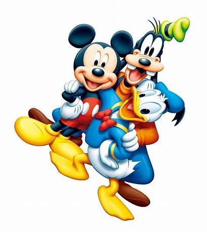 Mickey Mouse Disney Clipart Minnie Goofy Transparent