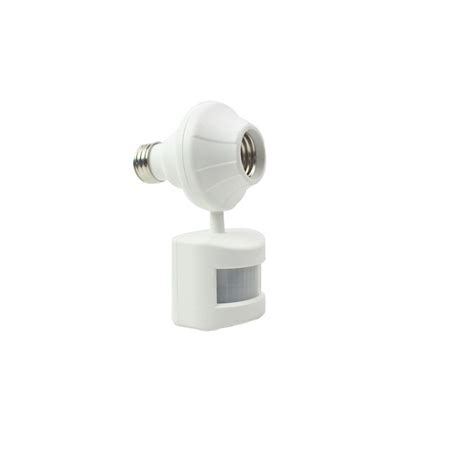 home automation motion sensor lights woods 180 motion activated light control 50064 the home