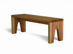 Simple Wooden Bench | Treenovation