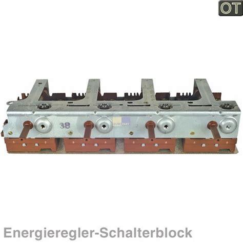 Schalterblock Elektroherd Yh6070 Bosch Constructa Neff
