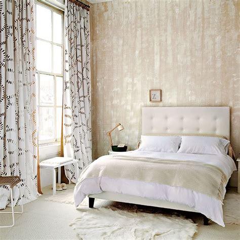 neutral bedroom  textured wallpaper neutral bedroom