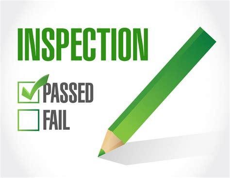 inspection pass  fail buyers