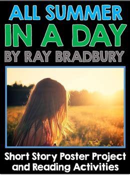 summer   day  ray bradbury short story unit