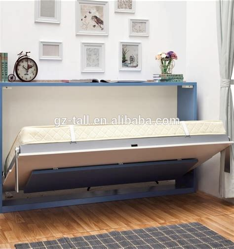 comfortable murphy wall bed mechanism with office table ta k13 buy folding wall bed murphy