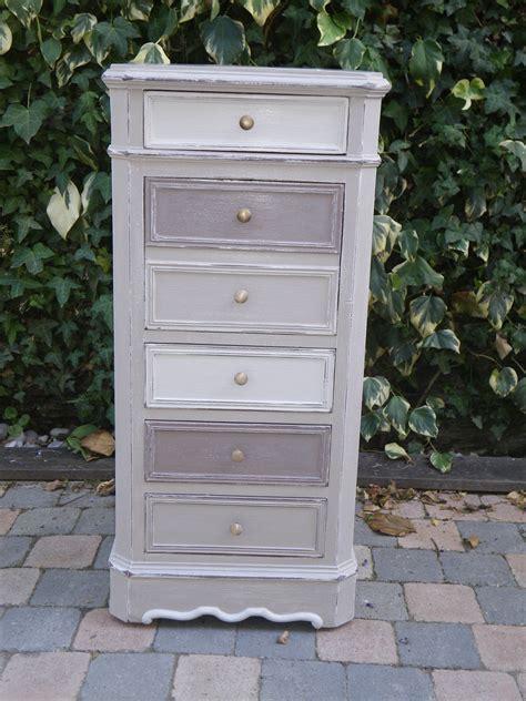 le meuble d appoint ponctuez 28 images meuble d appoint 3 tiroirs bord de mer gris et blanc