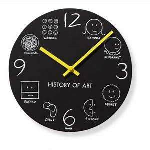 50 Cool And Unique Wall Clocks You Can Buy Right Now