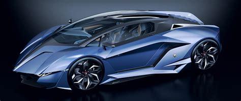 Lamborghini Resonare Concept 2015, Lamborghini, Car