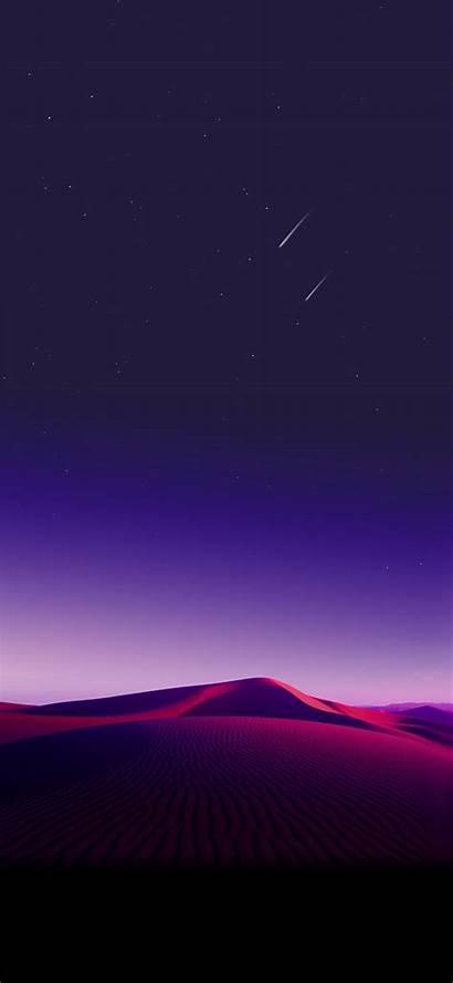 Iphone Gradient Sky Desert Scaled Wallpapers