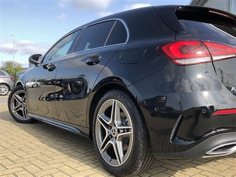 Save at least £1921 on a new mercedes a class a200 amg line executive 5dr auto. 2020 Mercedes-Benz A-Class A200 AMG Line Executive 5dr Cars For Sale | Honest John