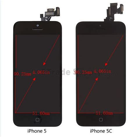 replace iphone 5c screen apple iphone 5c lcd screen and digitizer assembly with