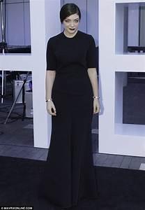 lorde black dress