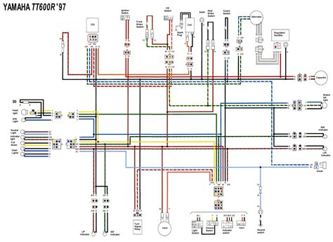 Triumph 600 Wiring Diagram by Dan S Motorcycle Quot Wiring Diagrams Quot