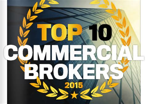 top 10 brokers foundry mortgage capital cmp top 10 commercial brokers 2015