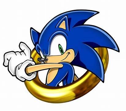 Sonic Classic Official Hedgehog Mega Transparent Last
