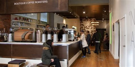 cafes coffee  gastown crosstown chinatown