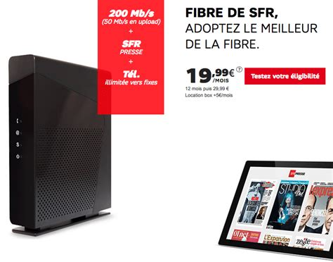 sfr des box internet fibre specialisees cinema ou sport