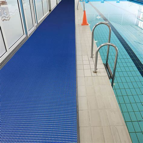 Nautilus Pool Mats are Pool Mats by American Floor Mats