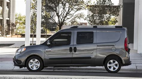 2015 Ram Promaster Compact Van And Wagon Test Drive And News