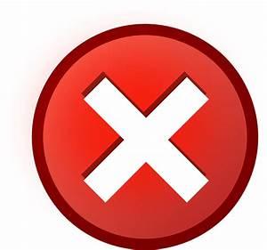 Free Erreur Video : image vectorielle gratuite erreur croix ic ne symbole image gratuite sur pixabay 803716 ~ Medecine-chirurgie-esthetiques.com Avis de Voitures