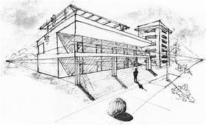 Dibujos De Arquitectura A Mano Alzada