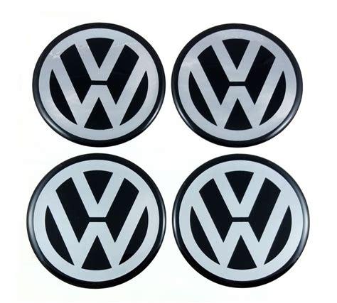vw nabendeckel 60mm vw 4 x 60mm aufkleber logo emblem felgen decal sticker