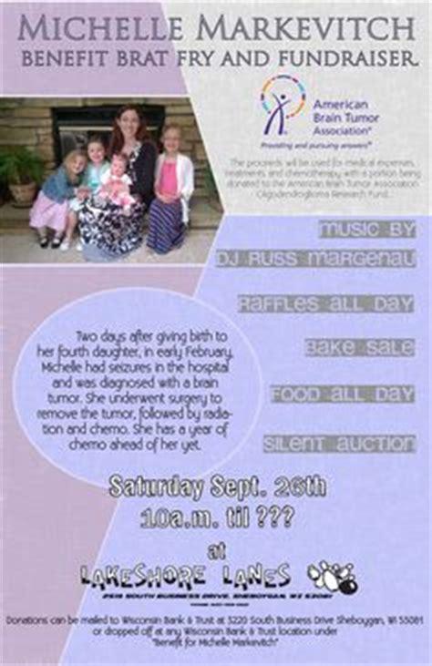 benefit flyers  cancer victims art sakaye