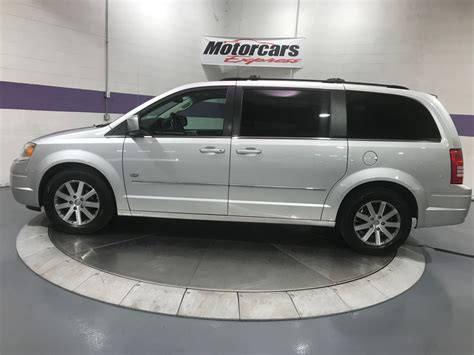 2009 Chrysler Town And Country by 2009 Chrysler Town And Country Touring Stock 24581 For
