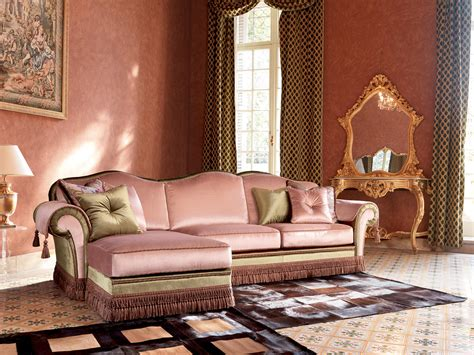Arthur Sofa With Chaise Longue Arthur Collection By