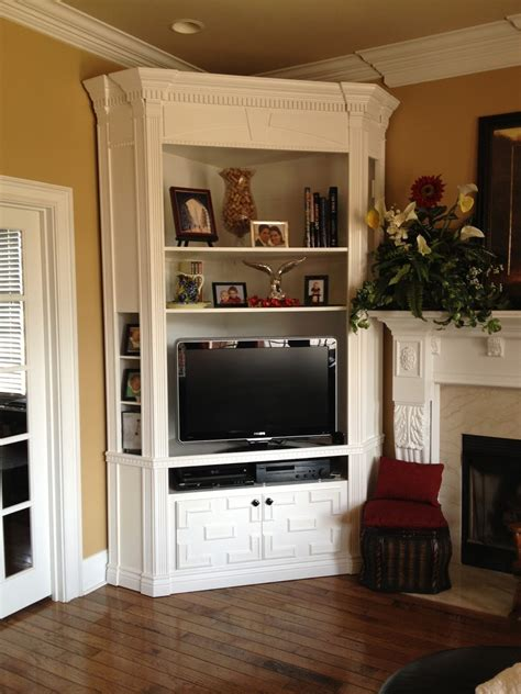built in tv cabinet think make live tv stand part 3