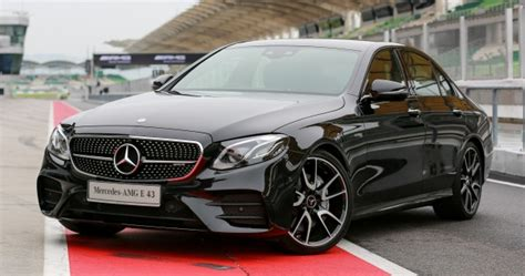 Mercedes E43 For Sale by Mercedes Amg E43 4matic In Malaysia Rm658 888