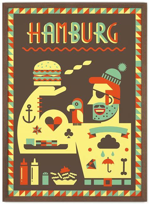 human empire hamburg human empire hamburg 2 poster 50x70cm selekkt