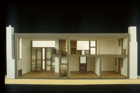 The gallery for > Esherick House Interior