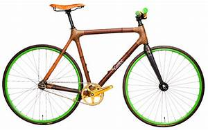LET'S STAY: Bamboo Pro Complete Bicycle by Calfee Designs