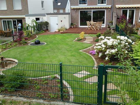 Garten Doppelhaushälfte Gestalten andreas krause g 228 rten garten front yard decor