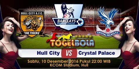 Hull City vs Crystal Palace, Prediksi Hull City vs Crystal ...
