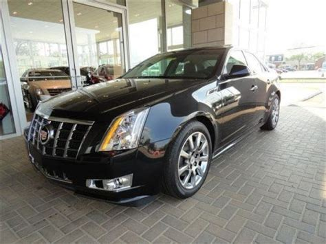 Sell Used 2012 Cadillac Cts Luxury In 9880 Montgomery Rd