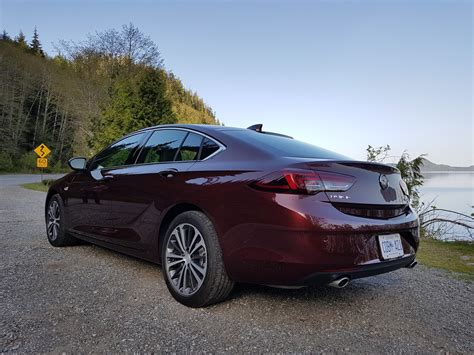 Buick Regal Sportback Review by 2018 Buick Regal Sportback Review Motor Illustrated