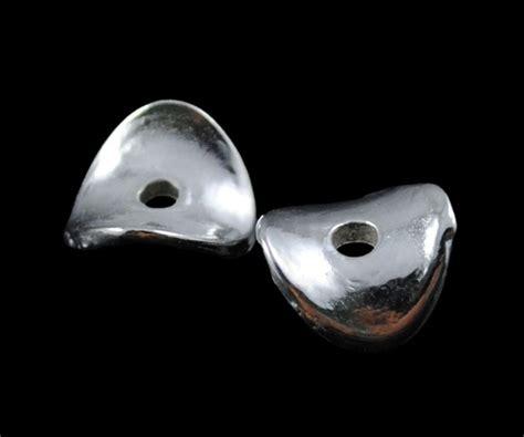 metallperlen twist mm perlen metall  spacer