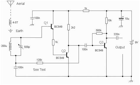 Amplitude Modulation Receiver Circuit Eeweb Community