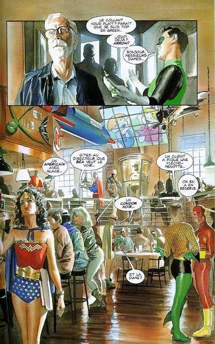 Avis Bd Comics Kingdom Come, Tome 1  Résumé Et Chronique