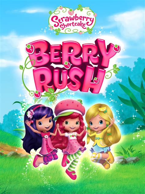 berry rush   strawberry shortcake game