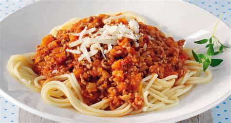 Simpan ke bagian favorit tersimpan di bagian favorit. Resep Spaghetti Bolognese yang Mudah dan Lezat