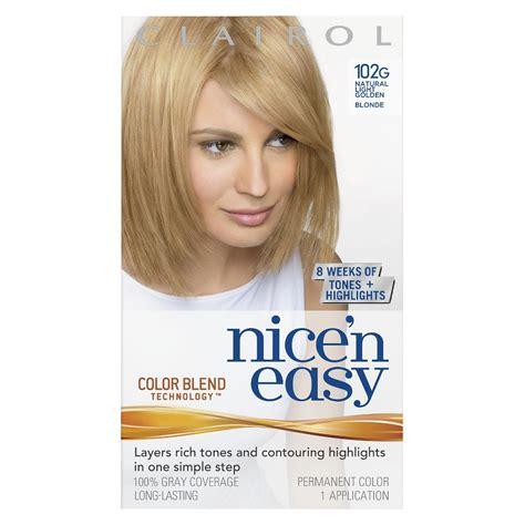 clairol hair colors clairol n easy hair color