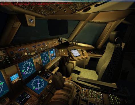interieur d un boeing 777 cockpit d un boeing 777 300er air des samudo